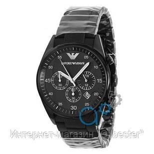 Часы мужские Emporio Armani черные