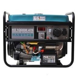 Генератор бензиновый Konner&Sohnen KS 10000E ATS 8.0кВт однофазный Германия