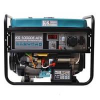 Генератор бензиновый Konner&Sohnen KS 10000E ATS 8.0кВт однофазный Германия, фото 1