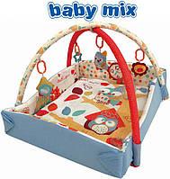 Развивающий коврик Alexis Baby Mix Сова TK/3261CE-4992