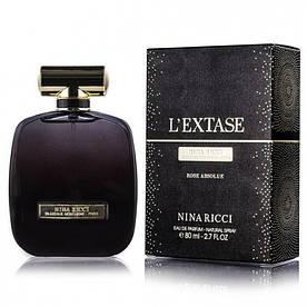 Парфюмерная вода для женщин Nina Ricci L'extase Rose Absolue, 80 мл