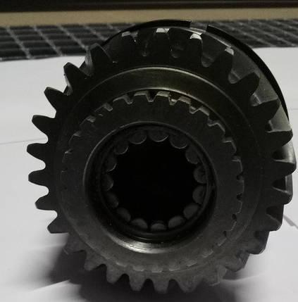 Вал первичный FAW 3252 Фав (Z=27), фото 2