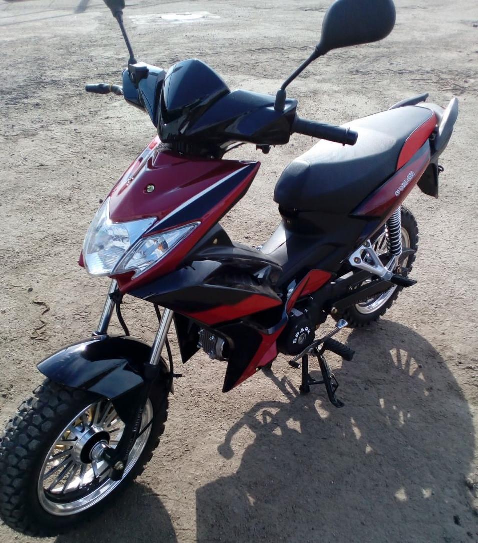 Мотоцикл, Spark SP125C-3WQ, 125 см³
