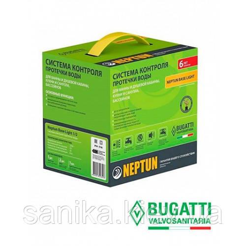 """Система контролю протікання води Neptun Bugatti ProW Light 3/4"""" 12B"""