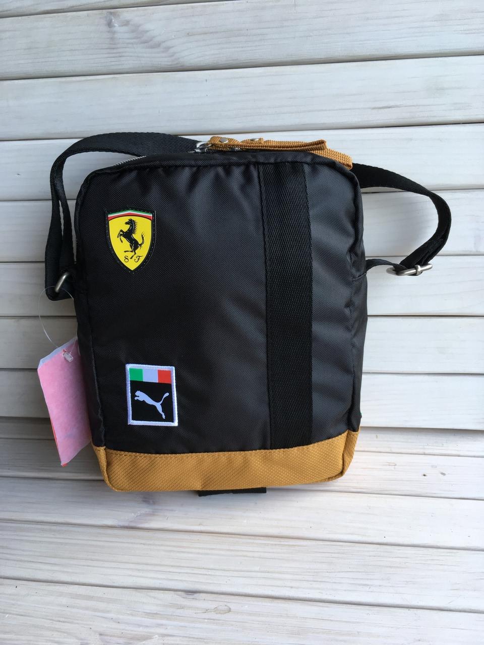 e8290252c643 Сумка puma Ferrari оригинал. Сумка мессенджер. , цена 1 000 грн., купить в  Мелитополе — Prom.ua (ID#948176189)