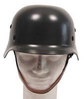 Стальной шлем WW II, олива, фото 1
