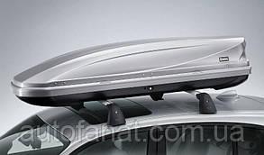Оригинальный багажный бокс Titansilber, 320 литров BMW 3 (F34) GT (82732326509)