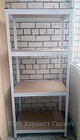 Металлический стеллаж для дома 9