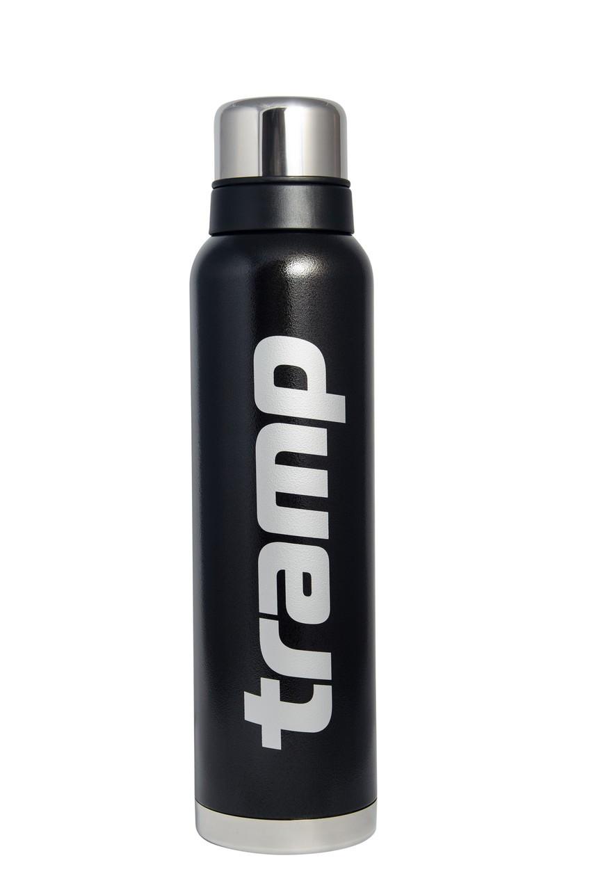 Термос Tramp 1,6л. TRC-029 чорний. Термосы термокружки. Термос трамп