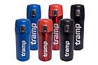 Термокружка Tramp 0,35 л красный металлик TRC-106-red. Кружка термос 350 мл., фото 7