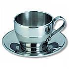 Чашка з блюдцем Tramp. Термокружка, фото 2