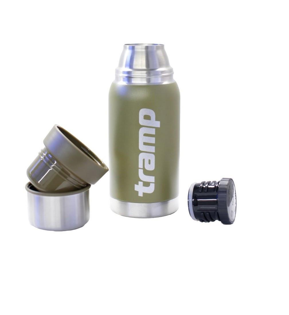Термос Tramp 0.5л. оливковий. Термос трамп