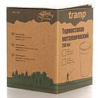 Термостакан металлический Tramp (250 мл) оранжевый, фото 4