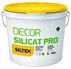 Decor Silicat PRO «Короед» штукатурка декоративная силикат-силиконовая 2,0 мм