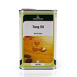 Натуральное тунговое масло, Tung Oil, Borma Wachs, Exterior Line, Прозрачное, 1 литр, фото 2