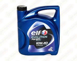 Моторное масло ELF Evolution 700 STI 10W40 (4 Liter)— ELF - 194863