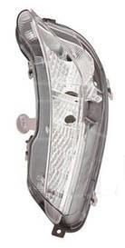 Правий покажчик поворотаТойота Камрі XV50 14-17 USA з габаритом і денним світлом в бампері