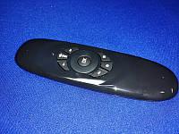 Аэромышь с клавиатурой (пульт с гироскопом) Air Mouse GTM I8 C120 Black