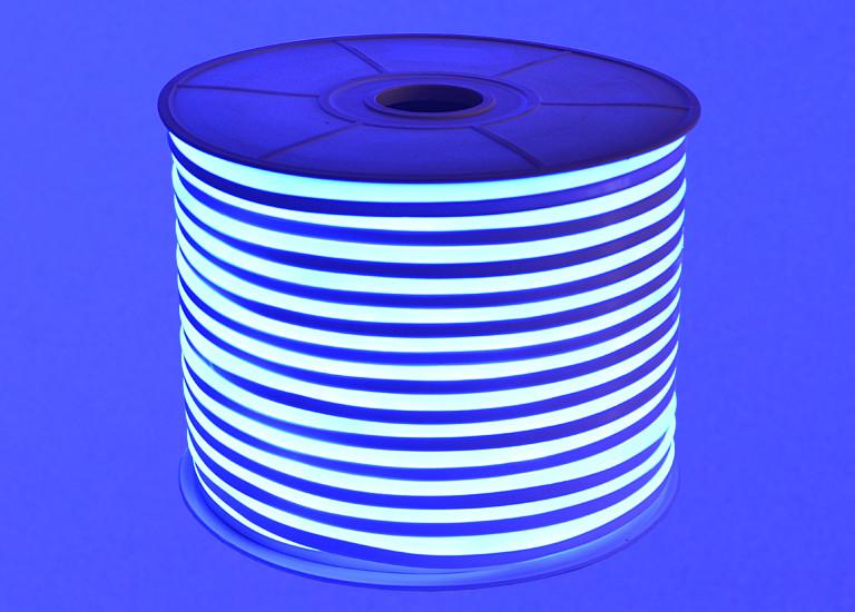 Гибкий неон Lumex SMD 2835 (120 LED/m) IP68 Синий 220V Econom