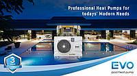 Тепловой насос для бассейна EVO Performance EP-150Р (15,20 кВт)