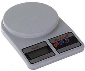 Кухонные весы A-Plus AP-1657