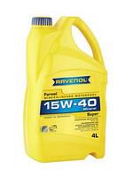 Ravenol Formel Super 15W-40 кан.4л - минеральное моторное масло
