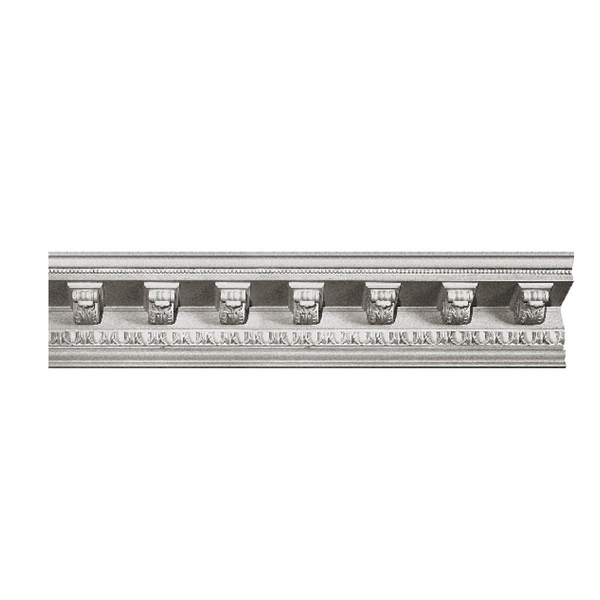 Потолочный карниз К-150 из бетона 190х190