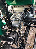 Новый мототрактор булат Т22