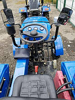 Новый мототрактор Булат Т160