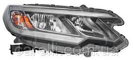 Фара левая механич Н11+НВ3 USA для Honda CR-V 2015-17