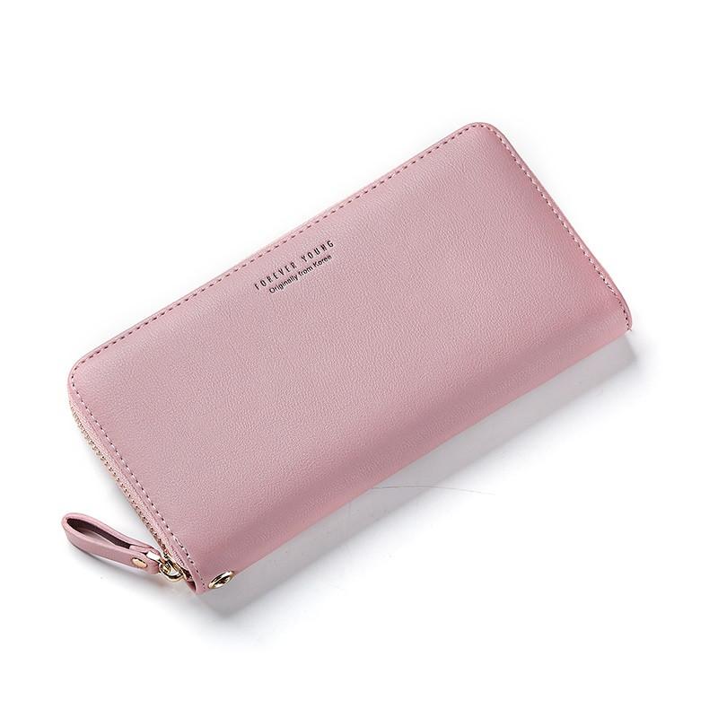 Кошелек, портмоне женский Forever Young LW-7575-A розовый