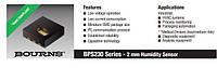 Датчик влажности/температуры компании Bourns (США) серии BPS230
