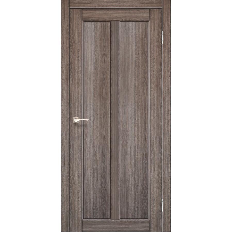Двери KORFAD TR-01 Полотно+коробка+2 к-та наличников+добор 100мм, эко-шпон