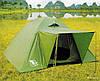 Туристические палатки - обязательная вещь в любом походе или отдыхе на природе