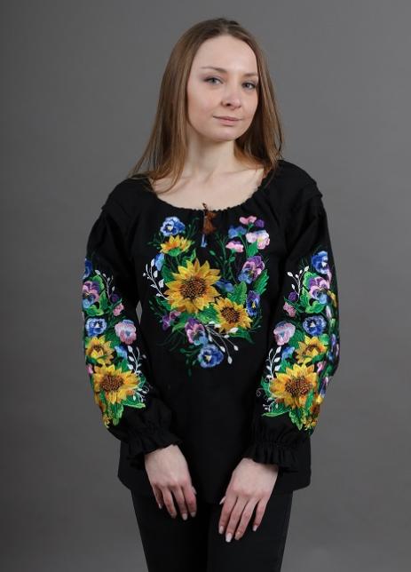 """Блуза - вышиванка """" Марьяна"""""""