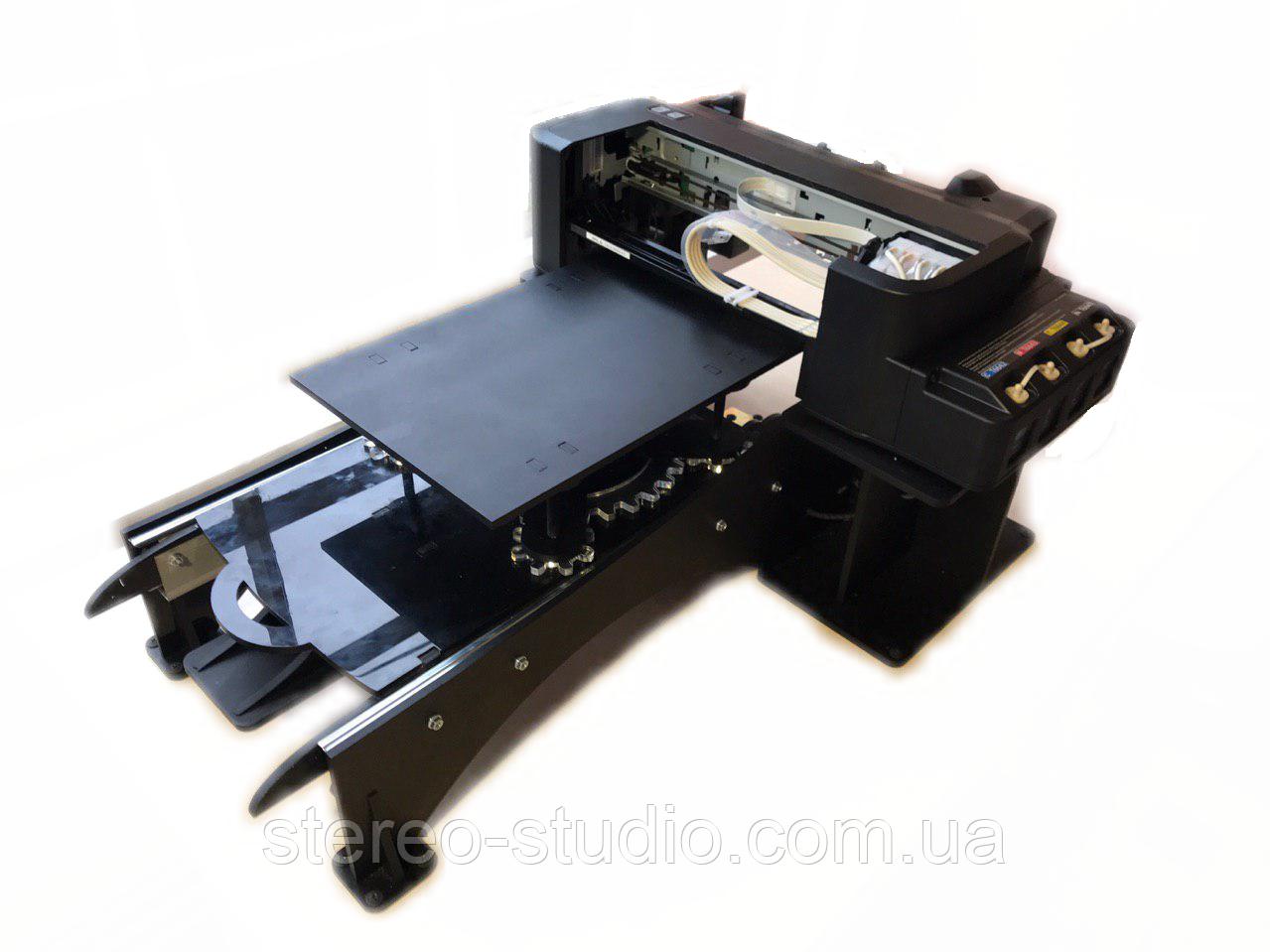 Планшетный пищевой принтер A4