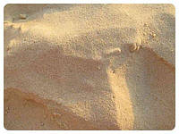 Песок речной, строительный