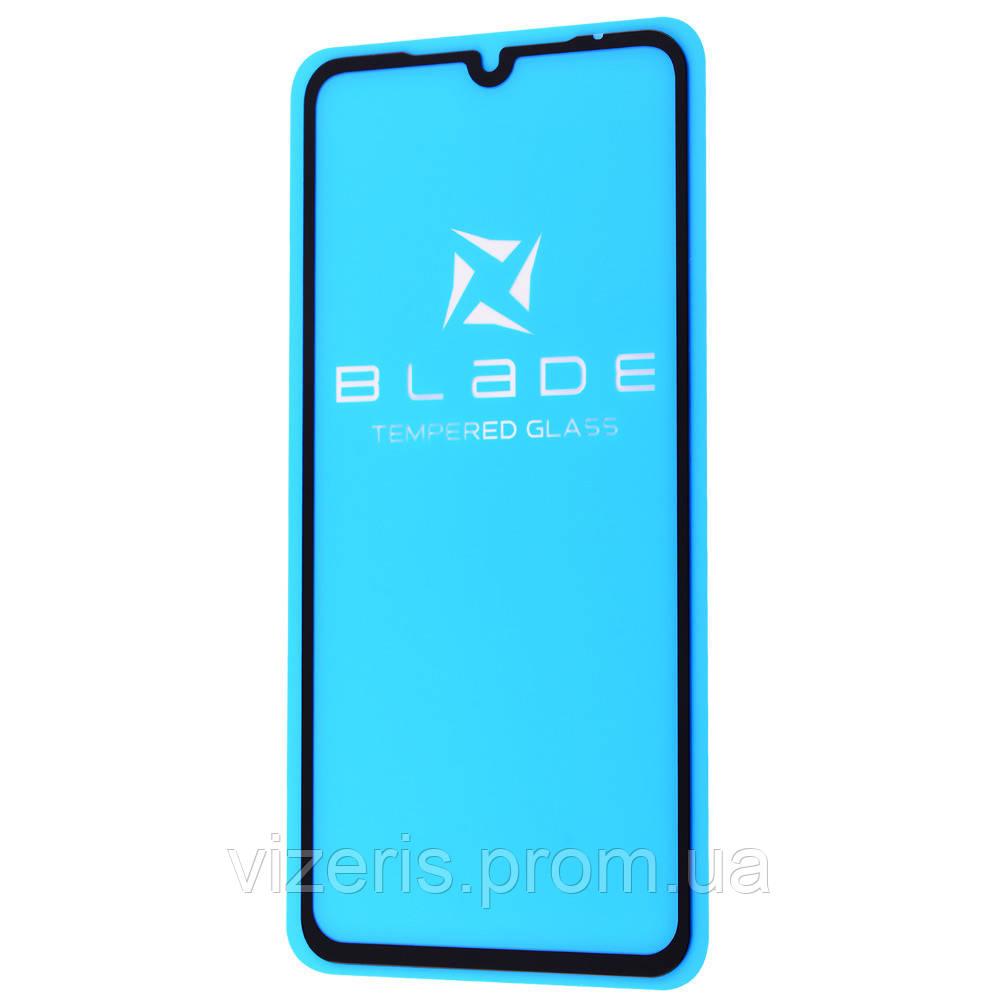 Защитное стекло на Xiaomi Mi9/Mi9 Lite/Mi CC9 BLADE Full Glue (тех.пак) Черное