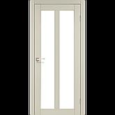 Двери KORFAD TR-02 Полотно+коробка+2 к-та наличников+добор 100мм, эко-шпон, фото 3