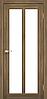 Двери KORFAD TR-02 Полотно+коробка+2 к-та наличников+добор 100мм, эко-шпон, фото 2