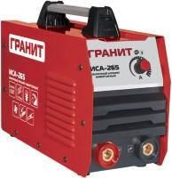 Сварочный Инвертор Гранит ИСА-265