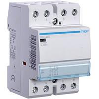 Контактор Hager ESC440 - 230В/40A, 4НО