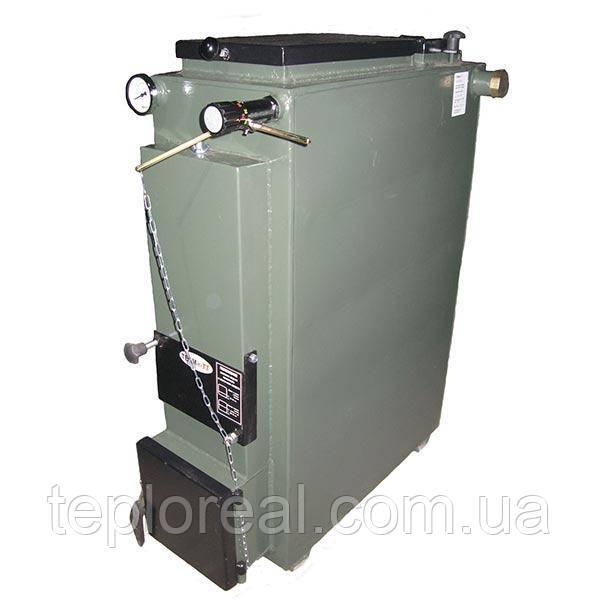Твердотопливный котел Термит-TT 18 кВт эконом (без обшивки)