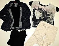 Секонд хенд летняя одежда микс мужская и женская Оптом от 40 кг, фото 1