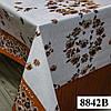 Клеенка (8842B) силиконовая, без основы, рулон. Китай. 1,37м/30м