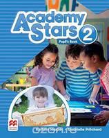 "Academy Stars for Ukraine 2 Pupil's Book"" учебник"