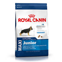 АКЦИЯ!!! 15+3кг В подарок.Royal Canin MAXI JUNIOR корм для щенков в возрасте от 2 до 15 месяцев 18кг