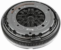 Комплект сцепления (демпфер) T4 2.5TDI(75) +маховик LUK 417 0008 11