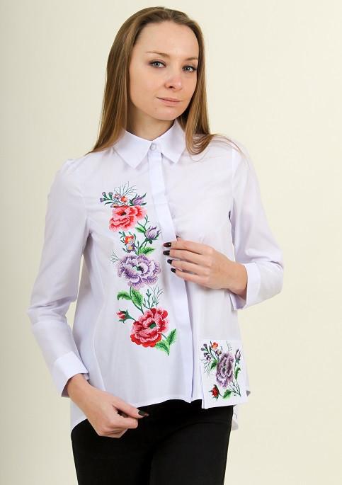 """Блуза - вышиванка """"Радость весны"""""""