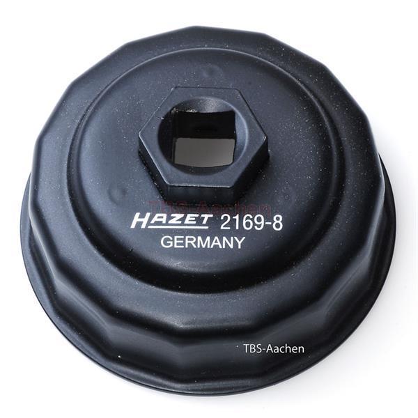 Съемник масляного фильтра HAZET 2169-8 Wurth